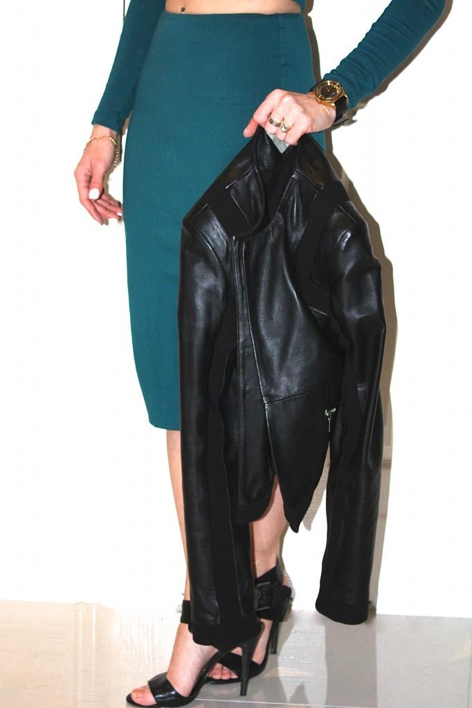 Kookai-midi-skirt