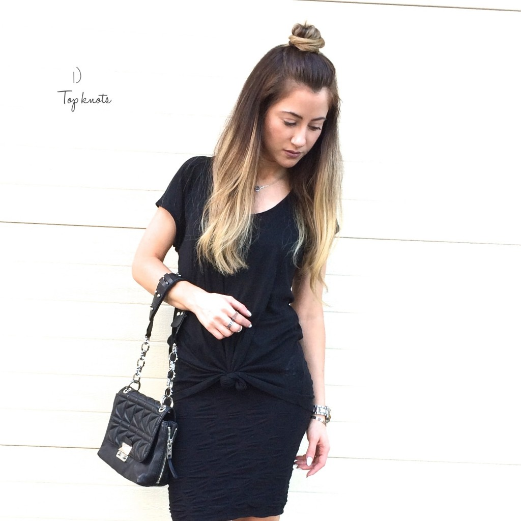 easy-hairstyles-top-knot-bun
