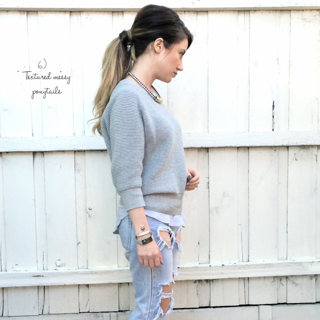easy-hairstyles-messy-ponytails